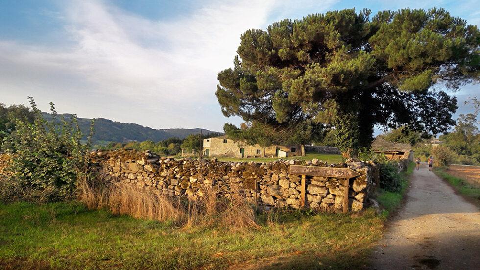 Wandern durch Gemälde Landschaften in Spanien