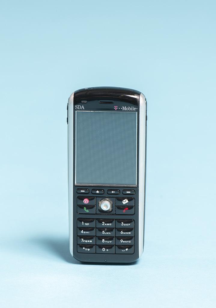 Smartphone T-Mobile SDA, HTC, 2004