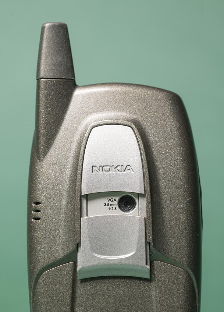 Mobiltelefon Nokia 6650, 2008