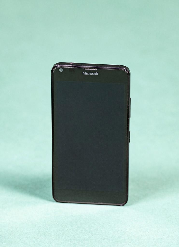 Smartphone Microsoft Lumina 640, 2015