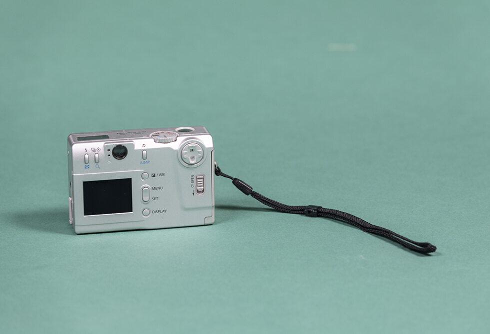 Digitalkamera Power Shot S10, Canon, 1999