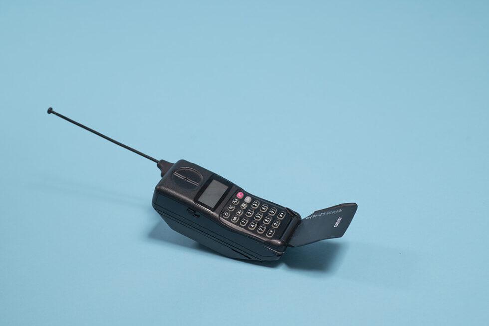 Mobiltelefon Motorola 7200, 1994