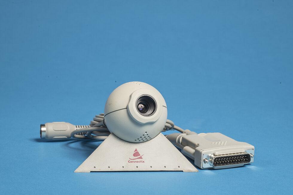 Webcam Quickcam Color, Connectix, 1996